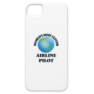 World's Most Clever Airline Pilot iPhone 5 Case