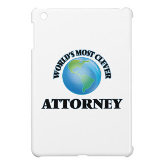 World's Most Clever Attorney Cover For The iPad Mini