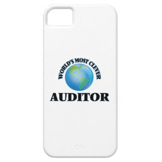 World's Most Clever Auditor iPhone 5 Cases