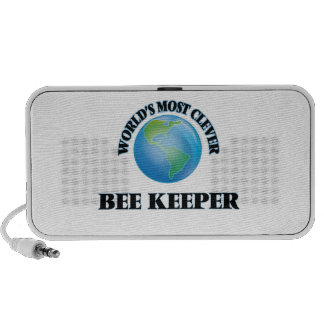 World's Most Clever Bee Keeper PC Speakers