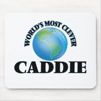 World's Most Clever Caddie Mousepads