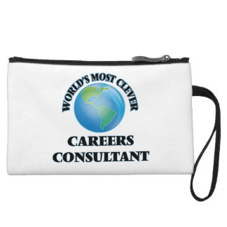 World's Most Clever Careers Consultant Wristlets
