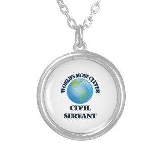 World's Most Clever Civil Servant Necklaces