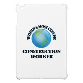 World's Most Clever Construction Worker Case For The iPad Mini