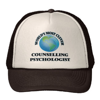 World's Most Clever Counselling Psychologist Hats