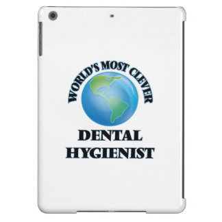 World's Most Clever Dental Hygienist iPad Air Cover