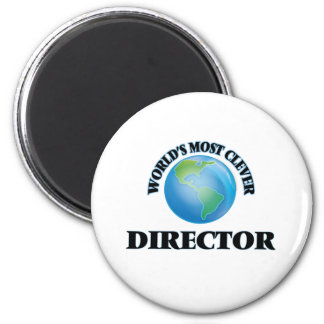 World's Most Clever Director Magnet