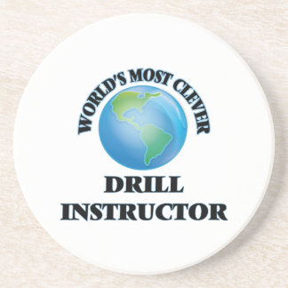 World's Most Clever Drill Instructor Beverage Coasters
