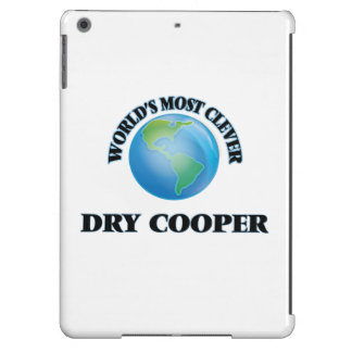 World's Most Clever Dry Cooper Case For iPad Air