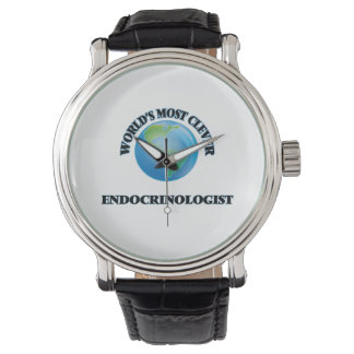 World's Most Clever Endocrinologist Wristwatch