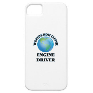 World's Most Clever Engine Driver iPhone 5 Case