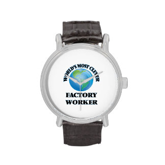 World's Most Clever Factory Worker Watch
