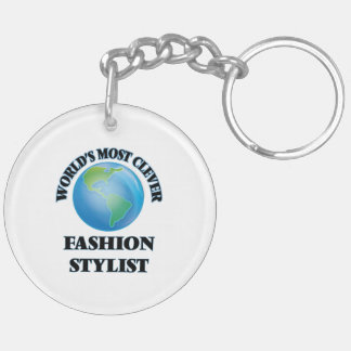 World's Most Clever Fashion Stylist Keychains