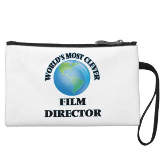 World's Most Clever Film Director Wristlet Clutch