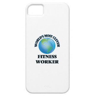 World's Most Clever Fitness Worker iPhone 5 Cover