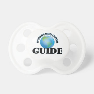 World's Most Clever Guide BooginHead Pacifier