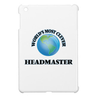 World's Most Clever Headmaster Case For The iPad Mini