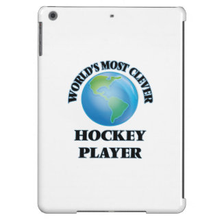 World's Most Clever Hockey Player Case For iPad Air