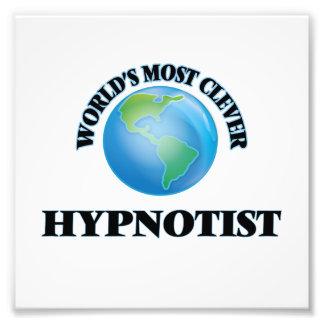 World's Most Clever Hypnotist Art Photo