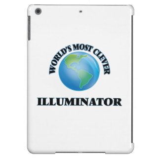 World's Most Clever Illuminator iPad Air Case