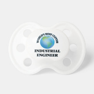 World's Most Clever Industrial Engineer BooginHead Pacifier
