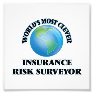 World's Most Clever Insurance Risk Surveyor Photo