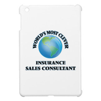World's Most Clever Insurance Sales Consultant iPad Mini Cases