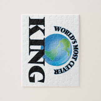 World's Most Clever King Jigsaw Puzzle