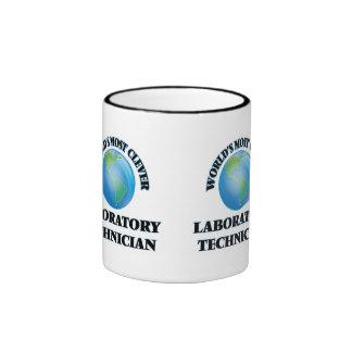 World's Most Clever Laboratory Technician Mug