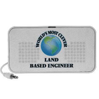 World's Most Clever Land Based Engineer Travel Speaker