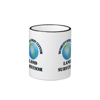 World's Most Clever Land Surveyor Mug