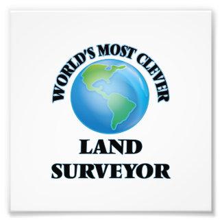 World's Most Clever Land Surveyor Photo Art