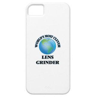 World's Most Clever Lens Grinder iPhone 5 Case