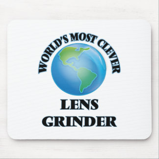 World's Most Clever Lens Grinder Mousepads