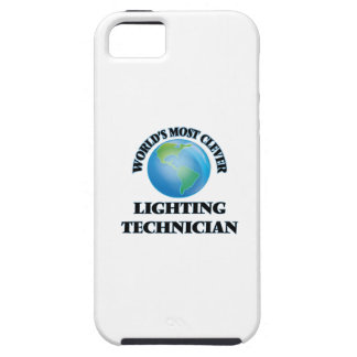 World's Most Clever Lighting Technician iPhone 5 Cover
