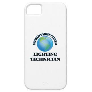 World's Most Clever Lighting Technician iPhone 5 Covers