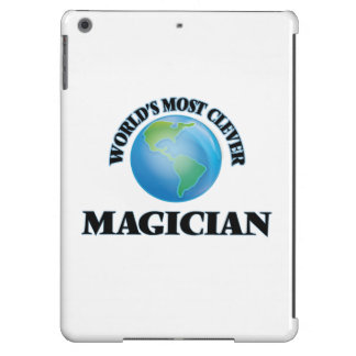 World's Most Clever Magician iPad Air Cover