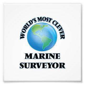 World's Most Clever Marine Surveyor Photograph