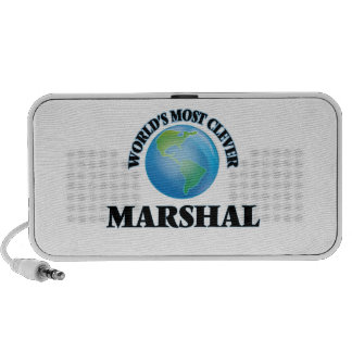 World's Most Clever Marshal iPod Speakers