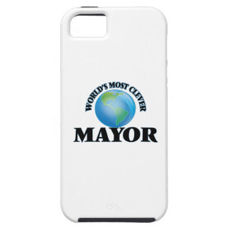 World's Most Clever Mayor iPhone 5 Cases