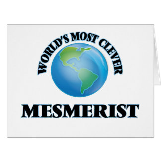 World's Most Clever Mesmerist Cards