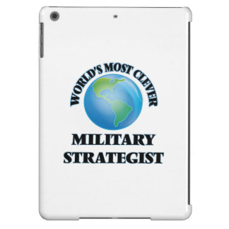World's Most Clever Military Strategist iPad Air Cover