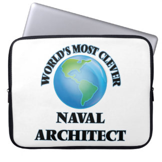 World's Most Clever Naval Architect Laptop Sleeves