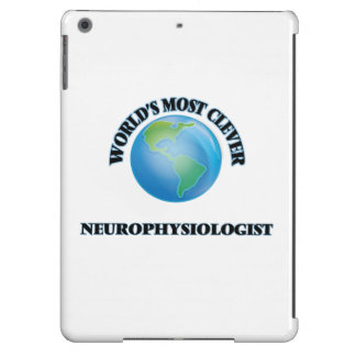 World's Most Clever Neurophysiologist Cover For iPad Air