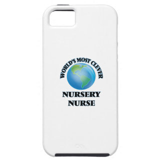 World's Most Clever Nursery Nurse iPhone 5 Covers