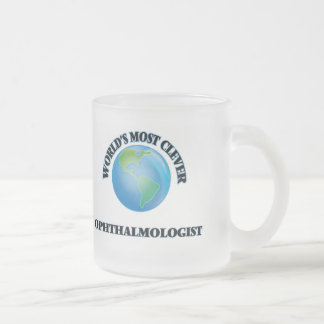 World's Most Clever Ophthalmologist Mugs