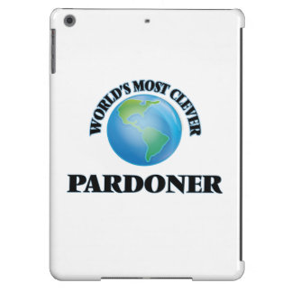 World's Most Clever Pardoner iPad Air Cover