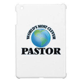 World's Most Clever Pastor iPad Mini Case