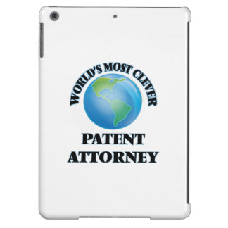 World's Most Clever Patent Attorney Cover For iPad Air