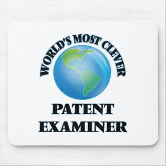 World's Most Clever Patent Examiner Mouse Pad
